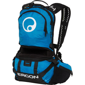 Ergon BE2 Enduro Selkäreppu 6,5 L, black/blue